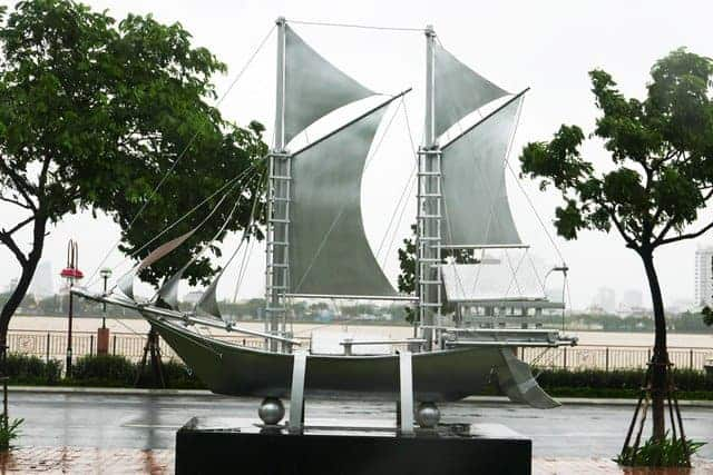Bức tượng của Indonesia