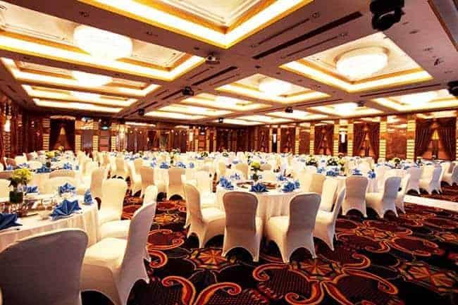 Cung hữu nghị Việt Xô- địa điểm tổ chức tiệc phù hợp cho doanh nghiệp lớn