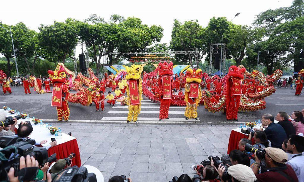 Lễ hội đường phố Hà Nội