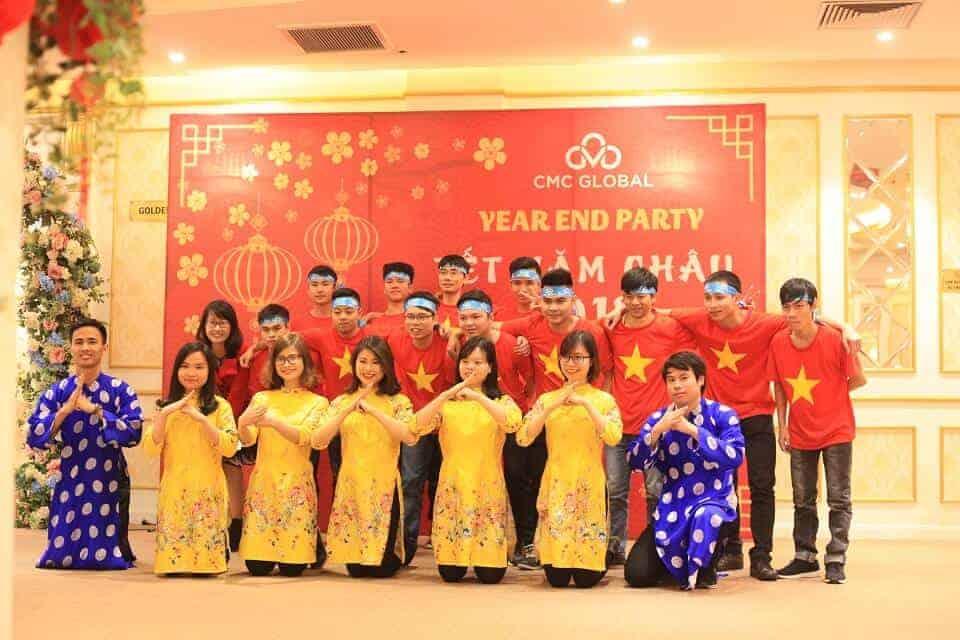 Chủ Đề Cho Year End Party Như Thế Nào Là Ý Nghĩa Và Sôi Động?