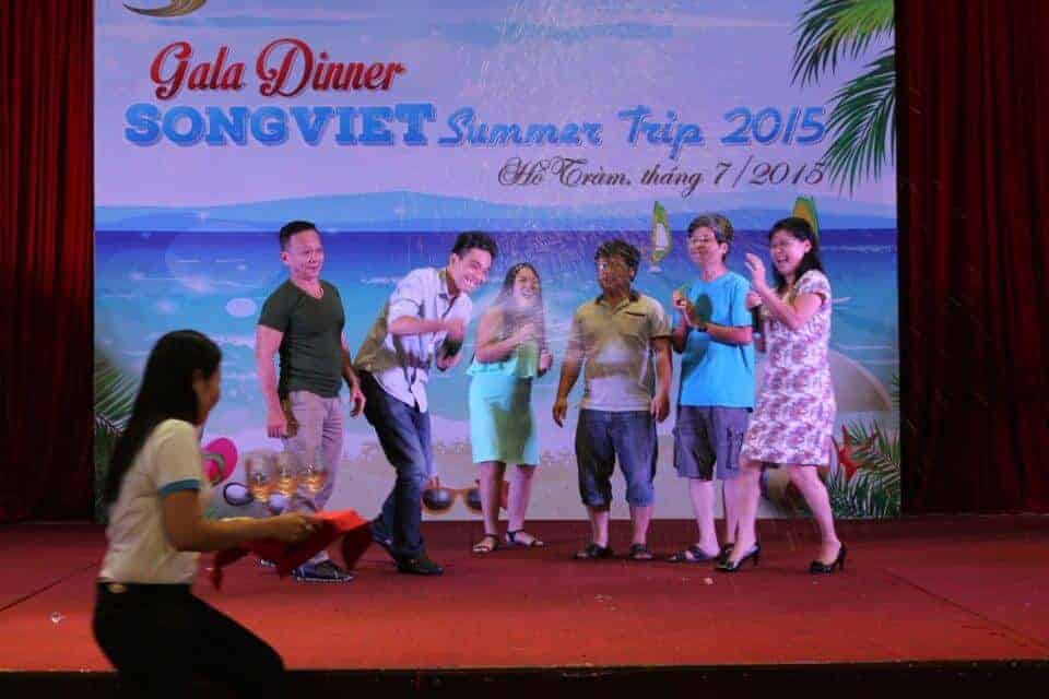Review 5 Trò Chơi Gala Dinner Đầy Thú Vị Dành Cho Doanh Nghiệp