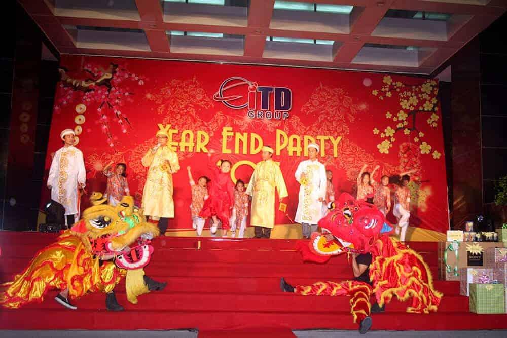 Điều Cần Lưu Ý Trong Văn Hóa Tổ Chức Year End Party Ở Việt Nam