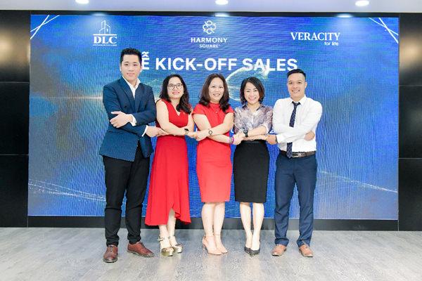 Lễ Kick-Off Sale Dự Án Harmony Square